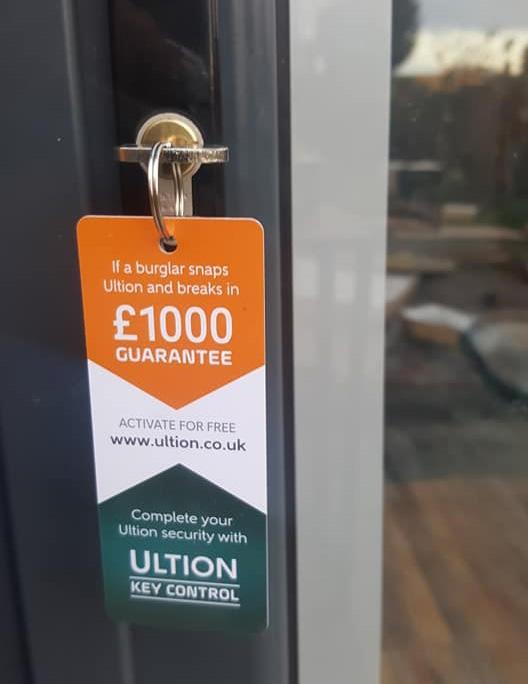 ultion £1000 guarantee