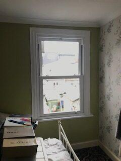 internal of vertical sliding sash window