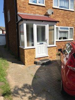 porch upvc door