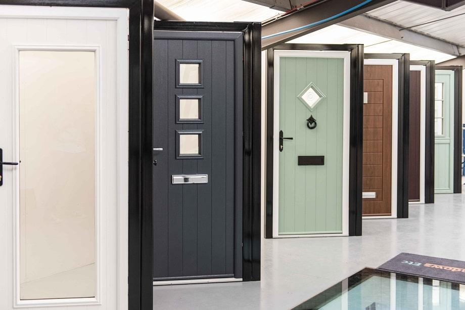 solidor range of doors