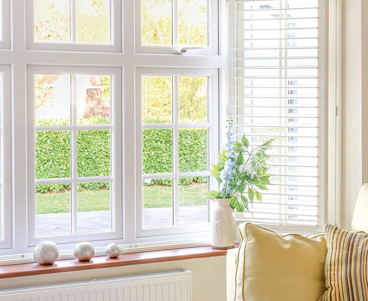 georgain upvc windows